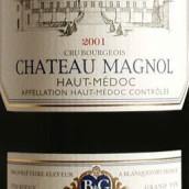 蔓欧酒庄干红葡萄酒(Chateau Magnol,Haut-Medoc,France)