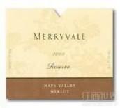 美莉签名珍藏梅洛干红葡萄酒(Merryvale Signature Reserve Merlot,Napa Valley,USA)