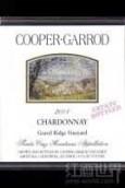 库珀加罗德碎石岭霞多丽干白葡萄酒(Cooper Garrod Estate Vineyards Gravel Ridge Vineyard ...)