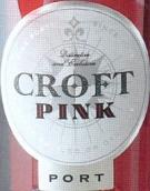 高乐福酒庄桃红波特酒(Croft Pink Rose Port, Portugal)