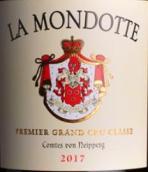 拉梦多酒庄红葡萄酒(Chateau La Mondotte, Saint-Emilion Grand Cru, France)
