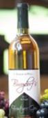 博格多夫灰皮诺干白葡萄酒(Burgdorf Pinot Gris, Michigan, USA)