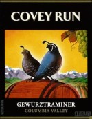 科维琼瑶浆甜白葡萄酒(Covey Run Gewurztraminer, Columbia Valley, USA)