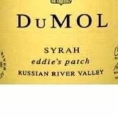 DuMOL Eddie's Patch Syrah,Russian River Valley,USA