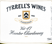 天瑞酿酒师精选47号桶霞多丽干白葡萄酒(Tyrrell's Wines Winemaker's Selection Vat 47 Chardonnay, Hunter Valley, Australia)
