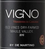 德马丁诺维诺佳丽酿干红葡萄酒(De Martino Vigno Carignan,Maule Valley,Chile)