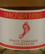 贝尔富特白仙粉黛起泡酒(Barefoot Cellars Bubbly White Zinfandel,California,USA)