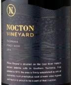 诺克顿酒庄黑皮诺红葡萄酒(Nocton Vineyard Pinot Noir,Coal River Valley,Australia)