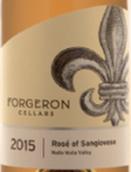 铁匠铺酒庄桑娇维塞桃红葡萄酒(Forgeron Cellars Rose Sangiovese,Walla Walla Valley,USA)