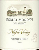 蒙大维酒庄霞多丽干白葡萄酒(Robert Mondavi Winery Chardonnay, Napa Valley, USA)