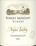 蒙大维酒庄霞多丽干白葡萄酒(Robert Mondavi Winery Chardonnay, Napa Valley, USA)