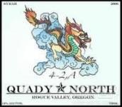 干河谷北纬4-2度西拉干红葡萄酒(Quady Winery North 4-2,A Syrah,Rogue Valley,USA)