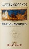 花思蝶卡斯特吉奥康多干红葡萄酒(Marchesi de Frescobaldi Castelgiocondo, Brunello di Montalcino DOCG, Italy)