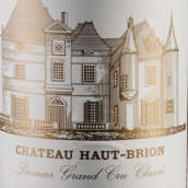 侯伯王庄园红葡萄酒(Chateau Haut-Brion, Pessac-Leognan, France)