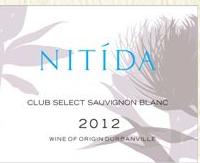 尼蒂达精选长相思干白葡萄酒(Nitida Club Select Sauvignon Blanc,Durbanville,South Africa)