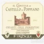 Guicciardini Castello di Poppiano Il Cortile,Chianti Colli ...