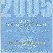 莎普蒂尔博姆-德沃尼斯麝香干白葡萄酒(M.Chapoutier Muscat de Beaumes-de-Venise,Rhone,France)