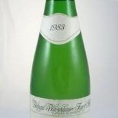 皮希勒鲁比尼纽伯格干白葡萄酒(F.X.Pichler Loibner Neuburger Spatlese,Wachau,Austria)