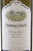 烟囱石酒庄艾拉维吉干白葡萄酒(Chimney Rock Elevage Blanc, Napa Valley, USA)