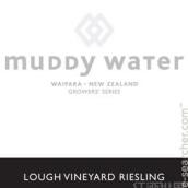 马蒂水酒庄湖园雷司令干白葡萄酒(Muddy Water Lough Vineyard Riesling,Waipara,New Zealand)