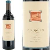 Origin Napa Paramount Red Wine,Napa Valley,USA