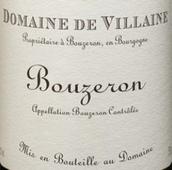 维兰酒庄布哲宏干白葡萄酒(Domaine de Villaine Bouzeron, Bouzeron, France)