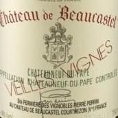 博卡斯特尔老藤瑚珊干白葡萄酒(Chateau de Beaucastel Roussanne Vieilles Vignes,Chateauneuf ...)