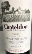 品诺德酒庄夏特丹珍藏赤霞珠干红葡萄酒(Bodegas Pinord Chateldon Reserva Cabernet Sauvignon, Penedes, Spain)