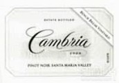 坎布瑞本奇梅洛干红葡萄酒(Cambria Bench Break Vineyard Pinot Noir,Santa Maria Valley,...)