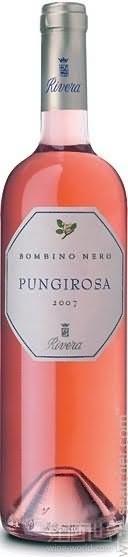 里维拉黑博比诺桃红葡萄酒(Rivera Bombino Nero Pungirosa,Puglia,Italy)
