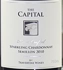 石灰华上等霞多丽-赛美蓉起泡酒(Travertine The Capital Sparkling Chardonnay Semillon,...)