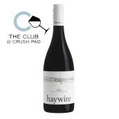 疯狂铁丝西拉干红葡萄酒(Haywire Winery Syrah,Okanagan Valley,Canada)