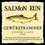 康斯坦丁•弗兰克游走鲑鱼琼瑶浆干白葡萄酒(Dr. Konstantin Frank Salmon Run Gewurztraminer, Finger Lakes, USA)