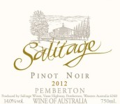 萨丽塔黑皮诺干红葡萄酒(Salitage Pinot Noir, Pemberton, Australia)