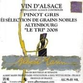 阿伯曼精选贵族白皮诺干白葡萄酒(Albert Mann Altenbourg Le Tri Selection de Grains Nobles ...)