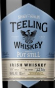 帝霖单锅蒸馏器爱尔兰威士忌(Teeling Whiskey Single Pot Still Irish Whiskey,Ireland)