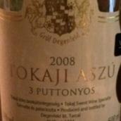 格洛夫德金菲酒庄托卡伊阿苏3筐贵腐甜白葡萄酒(Grof Degenfeld Tokaji Aszu 3 Puttonyos,Tokaji,Hungary)