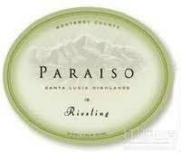 Paraiso Vineyards Riesling,Santa Lucia Highlands,USA