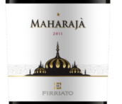 菲维亚托大君干红葡萄酒(Firriato Maharaja,Sicily,Italy)