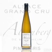 利伯维列奥滕伯伯翰灰皮诺干白葡萄酒(Cave de Ribeauville Altenberg de Bergheim Pinot Gris,Alsace ...)