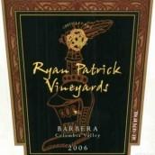 瑞安帕特里克巴贝拉干红葡萄酒(Ryan Patrick Barbera, Columbia Valley, USA)