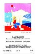 沃奇奥罗西园巴罗洛红葡萄酒(Roberto Voerzio Barolo Rocche,Piedmont,Italy)