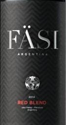 法丝混酿干红葡萄酒(Fasi Estate Winery Red Blend, Uco Valley, Argentina)