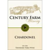 世纪农场沙多内尔白葡萄酒(Century Farm Winery Chardonel,Mississippi Delta,USA)