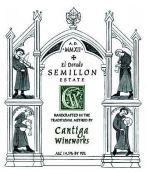 民歌酒庄赛美蓉干白葡萄酒(Cantiga Wineworks Semillon,California,USA)