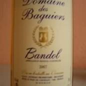 Domaine des Baguiers Bandol Rose,Provence,France