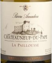 阿玛迪拉帕鲁斯教皇新堡干白葡萄酒(Pierre Amadieu La Paillousse Blanc,Chateauneuf du Pape,...)
