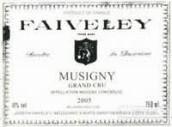 法维莱慕西尼园干红葡萄酒(Domaine Faiveley Musigny,Cote de Nuits,France)