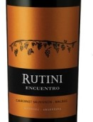 露迪尼印搓赤霞珠-马尔贝克干红葡萄酒(Rutini Wines Encuentro Cabernet - Malbec, Uco Valley, Argentina)
