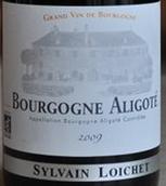 鲁瓦切勃艮第阿里高特白葡萄酒(Sylvain Loichet Bourgogne Aligote, Burgundy, France)